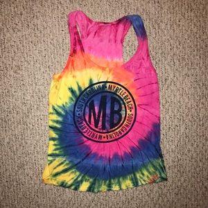 Myrtle Beach Tie-Dye Tank Top